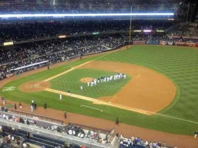 Yankee Stadium sección 312