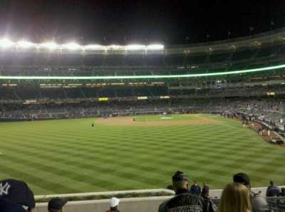 Yankee Stadium sección 235