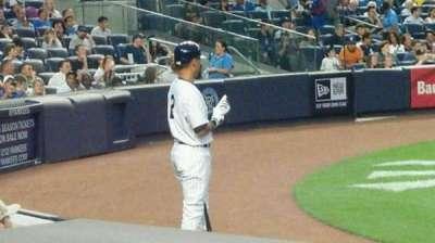 Yankee Stadium sección 017a
