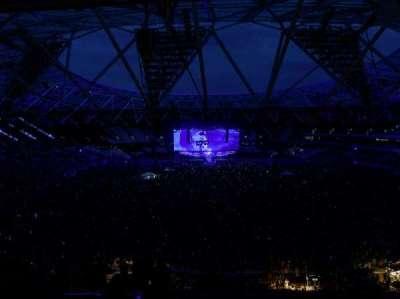 London Stadium sección 249