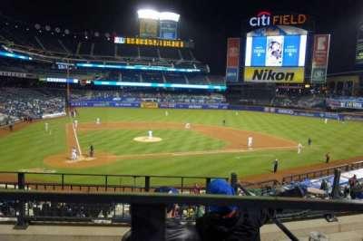 Citi Field, sección: 116, fila: 4, asiento: 19