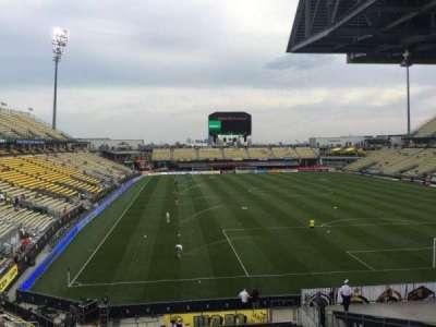 Mapfre Stadium, sección: 139, fila: 24, asiento: 38