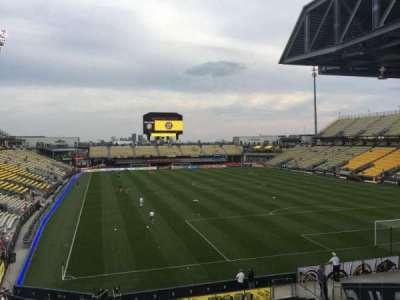 Mapfre Stadium, sección: 140, fila: 24, asiento: 38