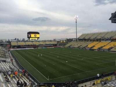 Mapfre Stadium, sección: 142, fila: 24, asiento: 38