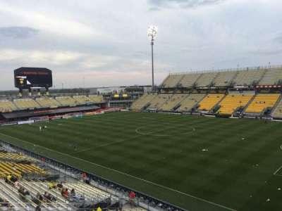 Mapfre Stadium, sección: 202, fila: 1, asiento: 6