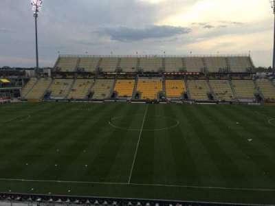 Mapfre Stadium, sección: 206, fila: 2, asiento: 7