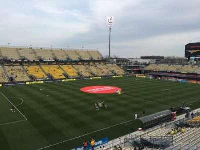 Mapfre Stadium, sección: 230, fila: 1, asiento: 13
