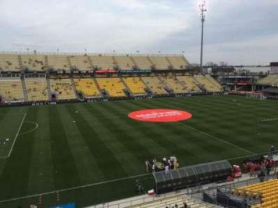 Mapfre Stadium, sección: 228, fila: 1, asiento: 2