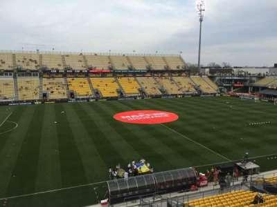 Mapfre Stadium, sección: 227, fila: 1, asiento: 19