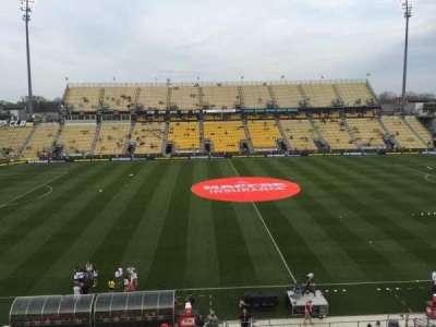 Mapfre Stadium, sección: 226, fila: 1, asiento: 8