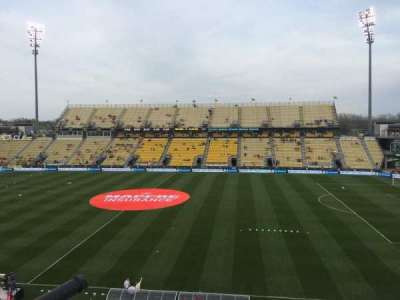 Mapfre Stadium, sección: 224, fila: 1, asiento: 13
