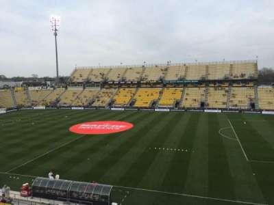 Mapfre Stadium, sección: 223, fila: 2, asiento: 18
