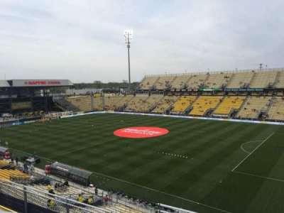 Mapfre Stadium, sección: 222, fila: 1, asiento: 20