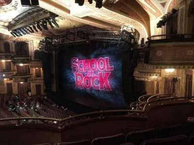Winter Garden Theatre, sección: MEZZ, fila: D, asiento: 34