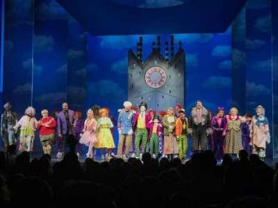 Lunt-Fontanne Theatre, sección: ORCH, fila: P, asiento: 112