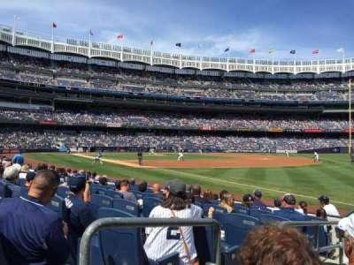 Yankee Stadium sección 011