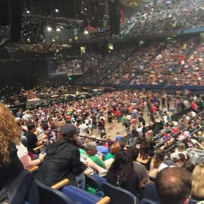 Rupp Arena, sección: 29, fila: N, asiento: 8
