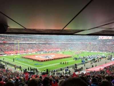 Wembley Stadium, sección: 129, fila: 44, asiento: 177