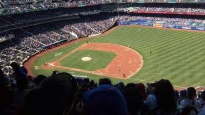 Citi Field, sección: 505, fila: 12, asiento: 9
