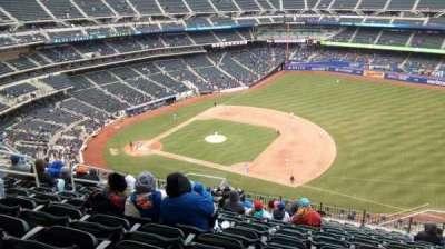 Citi Field, sección: 505, fila: 15, asiento: 9