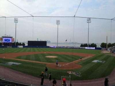 Richmond County Bank Ballpark, sección: 9, fila: R, asiento: 25