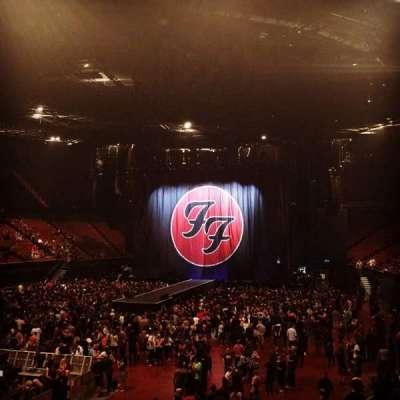 The Forum, sección: 103, fila: 12, asiento: 9