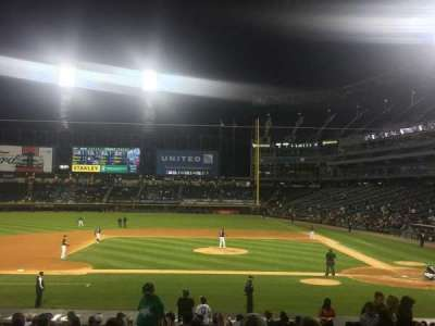 Guaranteed Rate Field, sección: 138, fila: 22, asiento: 3