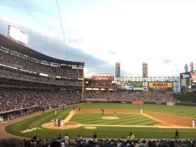 Guaranteed Rate Field, sección: 127, fila: 31, asiento: 9