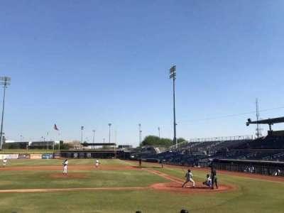 Peoria Sports Complex, sección: 107, fila: N, asiento: 4