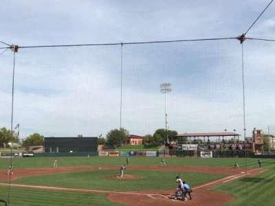 Scottsdale Stadium, sección: 203, fila: K, asiento: 8