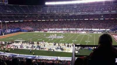 SDCCU Stadium, sección: C, fila: 9, asiento: 1