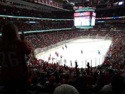 Capital One Arena, sección: 118, fila: SRO, asiento: 10