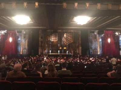 Pantages Theatre (Hollywood), sección: Orchestra C, fila: VV, asiento: 111