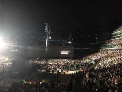 MetLife stadium, sección: 124, fila: 31, asiento: 2