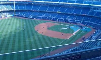 Yankee Stadium sección 431b