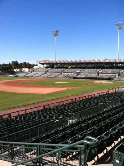 Ed Smith Stadium, sección: 225, fila: 7, asiento: 3