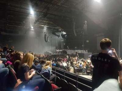TD Place Arena, sección: 16, fila: E, asiento: 3