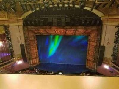 St. James Theatre, sección: BALCC, fila: A, asiento: 104