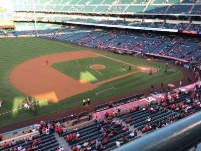 Angel Stadium sección V410