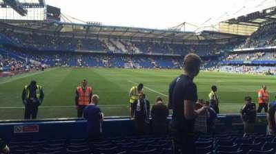 Stamford Bridge, sección: Block 6, fila: 10, asiento: 162/163