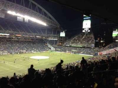 Centurylink Field, sección: 215, fila: Y, asiento: 7