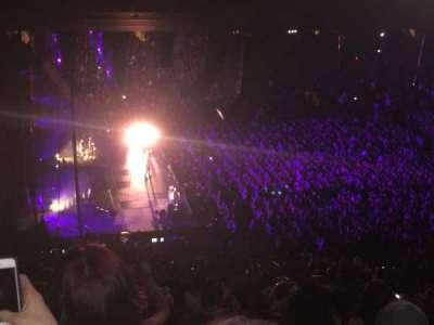 Madison Square Garden, sección: 222, fila: 18, asiento: 4