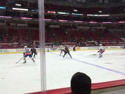 PNC Arena, sección: 121, fila: 2, asiento: 2