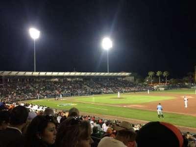 Ed Smith Stadium, sección: 205, fila: 3, asiento: 3