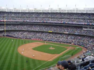 Yankee Stadium, sección: 330, fila: 6