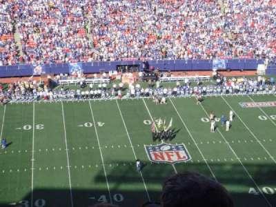 Old Giants Stadium, sección: 332, fila: 30, asiento: 15