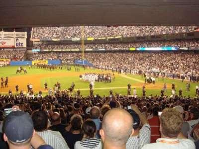 Old Yankee Stadium, sección: M14, fila: G, asiento: 1