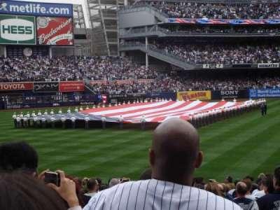 Yankee Stadium, sección: 130, fila: 24, asiento: 14