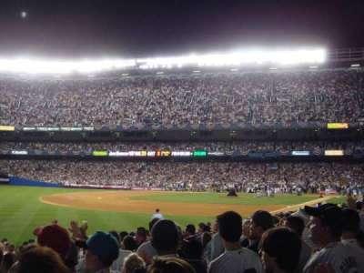 Old Yankee Stadium, sección: Field Box 88, fila: J, asiento: 1