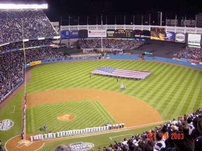 Old Yankee Stadium, sección: U9, fila: J, asiento: 3